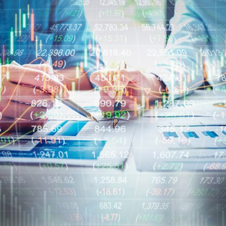 Economy concept, charts_shutterstock_1170552199